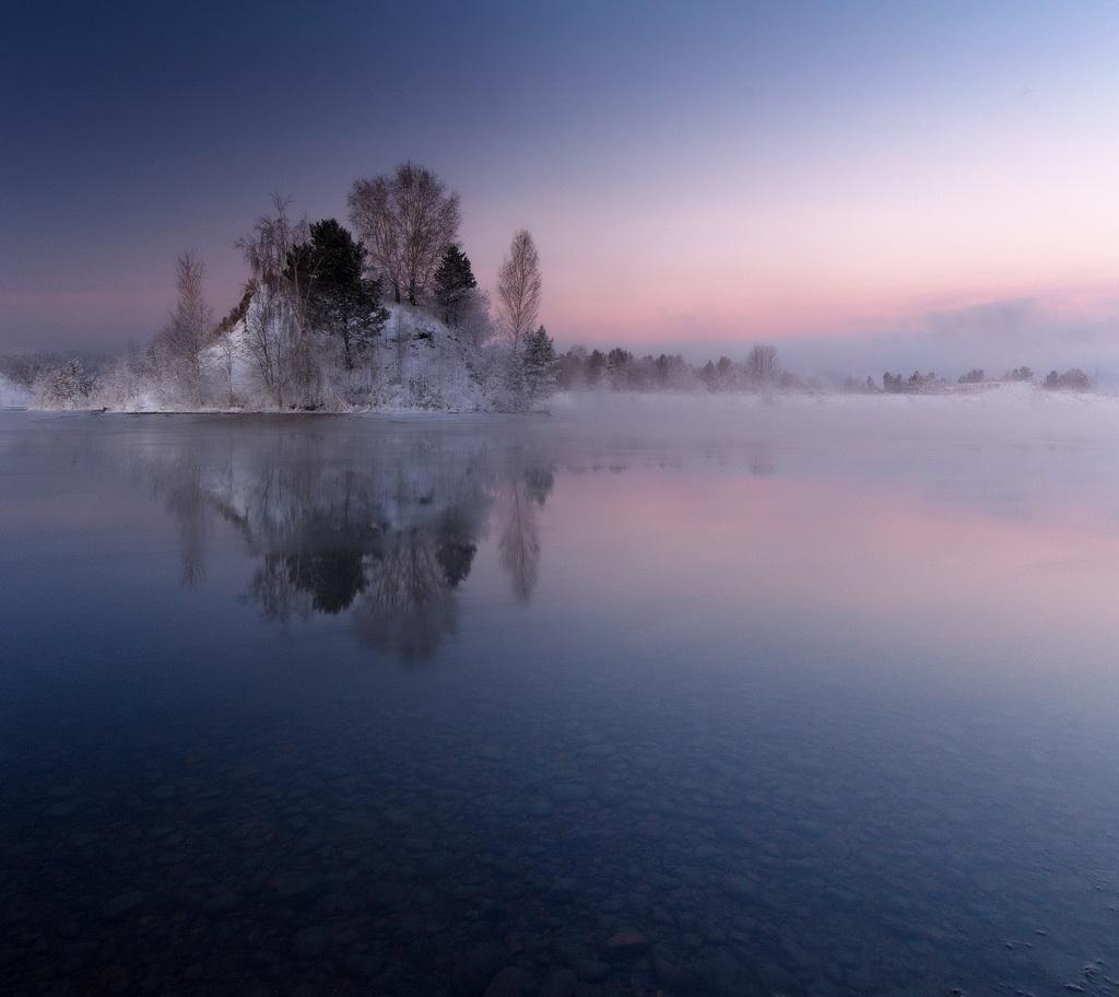 深圳杯优秀  作者:Alexey Trofimov 国家:Russia 标题:Winter. Silence