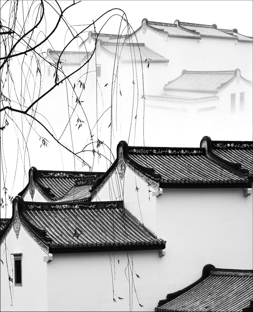 深圳杯银牌 作者:Yunsheng He China 标题:Ancient rhyme