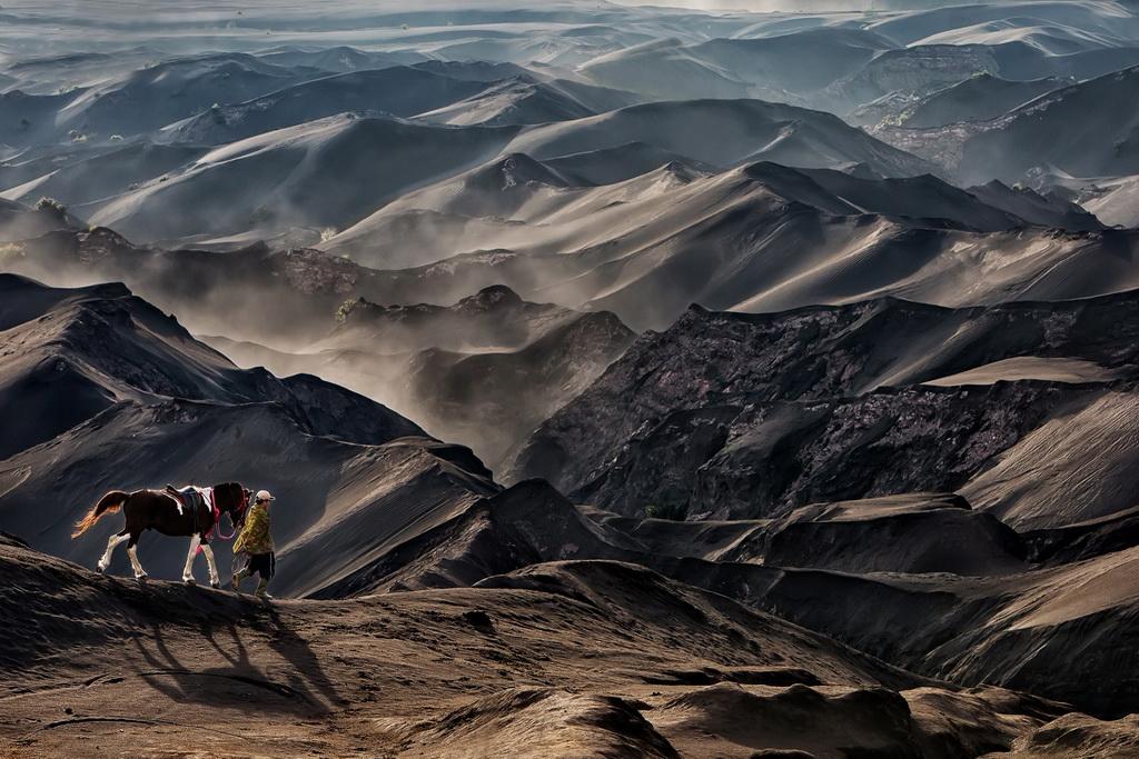 FIAP丝带 作者:Handi Laksono 国家:Indonesia 标题:Journey Of The Wanderer