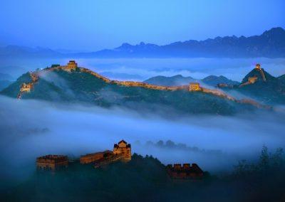 Jinshanling the Great Wall / jiaxin xiao 肖家新 / China
