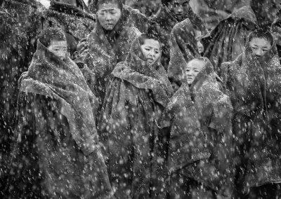 《小喇嘛》 / lin Yuan 袁林 / China