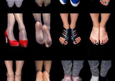 Les pieds d'une femme 里里外外 / Xiaoying Shen 沈潇颖 / France