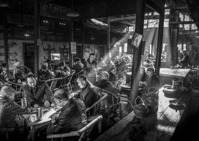 茶馆故事8-teahouse story8 / Yun Lin 林云 / China